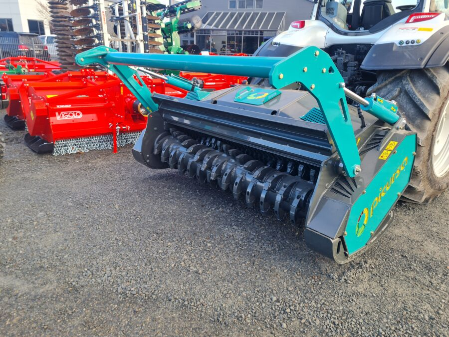 Heavy Duty Fixed Tooth Forestry Mulcher