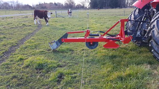 access mole plough