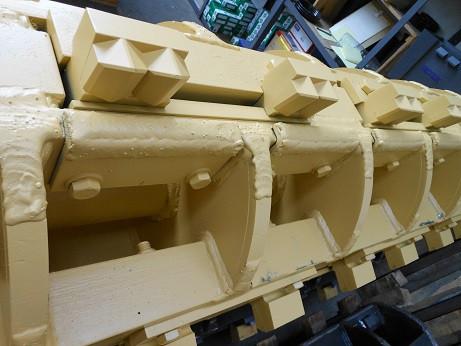 Stone crusher rotor in BPS