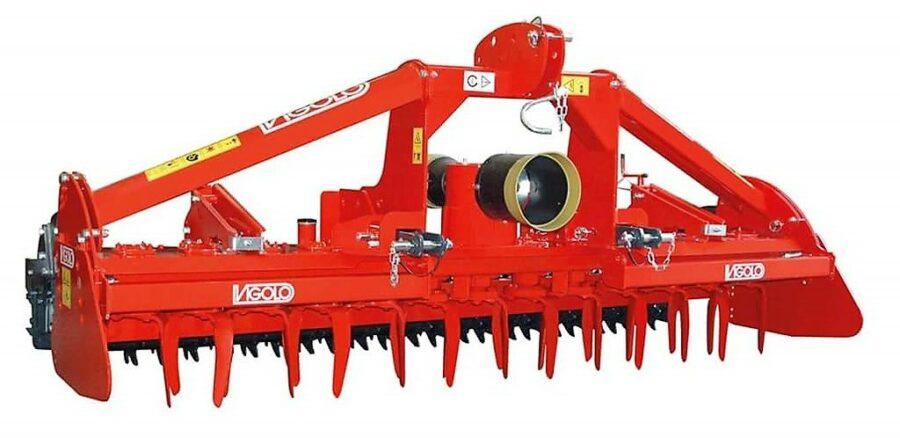 Vigolo 3.5m Power harrow