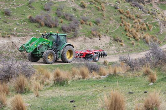 Willett offset discs | Agriline tillage machinery
