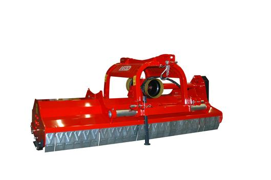 Heavy duty dual mount mulcher ideal for orchards and vineyards