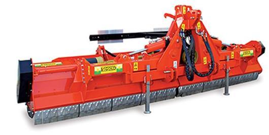 HD folding mulcher | Agriline mulcher specialists
