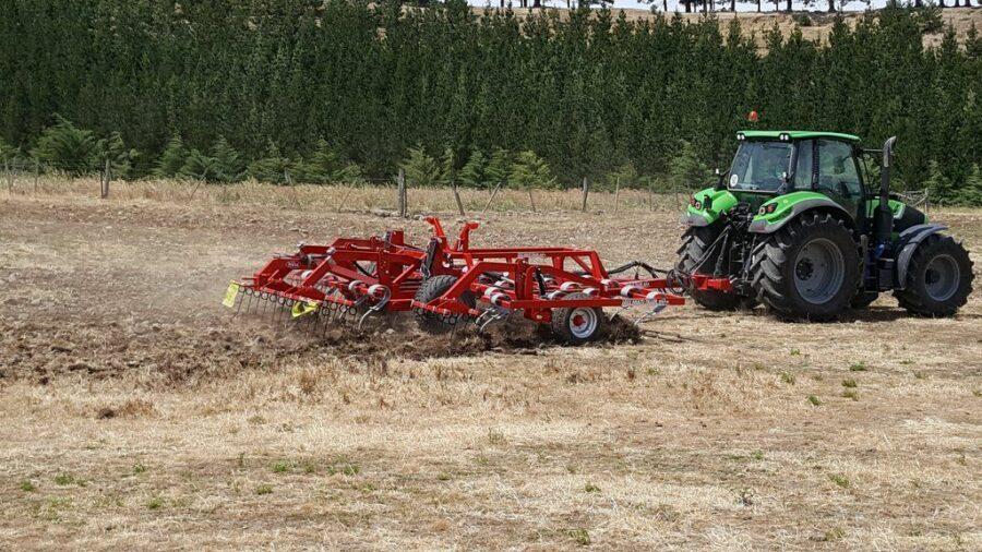 heavy duty multi purpose tined cultivator