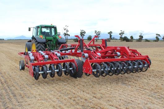 Rata Multi-tiller heavy duty tined cultivator