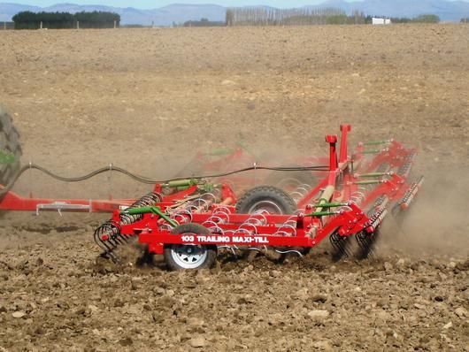 Rata trailed maxitill cultivator | Agriline machinery