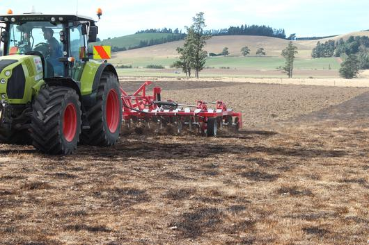 Rata Multi Purpose Cultivator with double ring roller